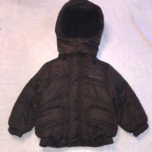 Boys Timberland Brand Winter Coat Size 2T.